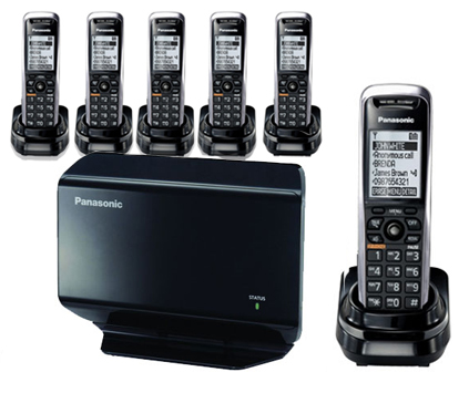 how to change greeting on panasonic kx t7431