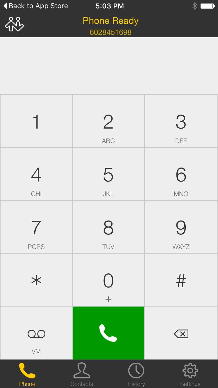 Bria iphone 10 phone ready